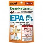디아나 츄라 스타일 EPA × DHA · 키나제 80정 (20일분)