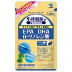 영양 보조 식품 EPA DHA α- 리놀렌산 약 30일분 (180정)