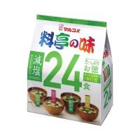 요정의 맛 즉석 저염 생된장국 24봉