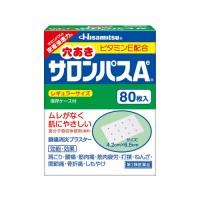 샤론파스 천공 (사론파스) 일본국민파스 효과보장80매입
