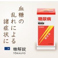 [당뇨]토우카이죠 생약 엑기스 정제 370정