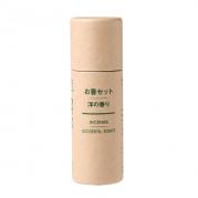 MUJI 무인양품 향세트 서양의 향기 4종 x 8개