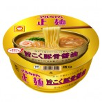 마루짱 세이멘 컵라면 깊고 진한 돼지뼈 간장맛 107g