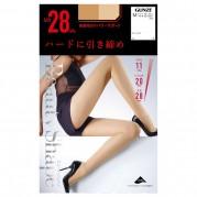 [스타킹]GUNZE 군제 하드 착압 스타킹 beauty shape 28hpa (사이즈 M-L)