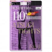 [스타킹]ATSUGI 아츠기 타이즈 110D 블랙 2족세트