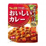 SnB 오이시이 카레 중간매운맛