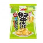 [수량한정]카타아게 포테토칩 와사비맛