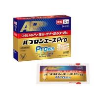 파브론 에스 Pro 과립형 12포