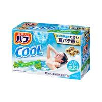 [입욕제] 바브 쿨 시원한 민트의 향기 12개입
