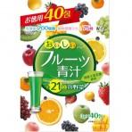 맛있는 과일 녹즙 + 21종 채소 40포