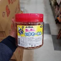 욧짱 카무카무 오징어소면 간식 155g