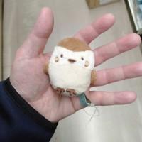 스미코구라시 미니 인형 스즈메(참새)