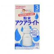 WAKODO 유아기 이온 음료 아쿠아 라이트 8포입