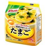 [크노르 스프] 부드러운 계란 스프 5개입