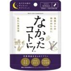 일본 없었던일로 ! 밤을 위한 나캇타코토니 수면 다이어트 서플리먼트 30정