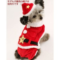 크리스마스 | 송곳 페즈 의상 산타 잠옷 바지 3S