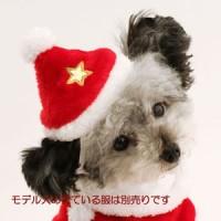 크리스마스 | 애견 | 고양이 | 송곳 페즈 코스프레 산타 모자 4S ~ 3S