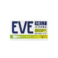 [EVE MELT]이브 메르토 레몬 라임 물 없이 먹을수 있는 이브