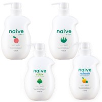 naive 나이브 바디샴푸 530ml