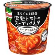 [크노르 컵 스프 DELI] 통째로 1 개분 완숙 토마토 수프 파스타